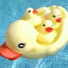 Tips om veilig met je baby te badderen