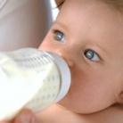 Melk teruggeven en spugen
