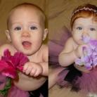 Haarstukjes voor baby's