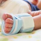 Slimme sok houdt gezondheid baby in de gaten