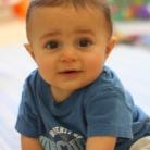 Baby van tien maanden weet al wie de baas is