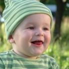Baby's maken al vrienden en grapjes voordat ze kunnen praten