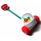Welk speelgoed bij welke leeftijd?
