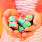 Je kind belonen met snoep