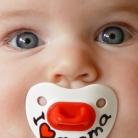 Oogverzorging baby