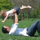 Veel werkende vaders missen hun kinderen