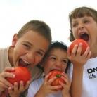 Naar school en gezonde voeding
